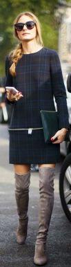 street style tartan trend (11)