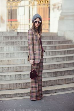 street style tartan trend (14)