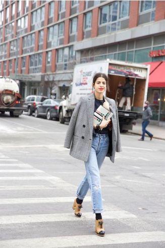 street style tartan trend (16)