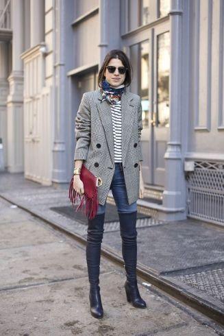 street style tartan trend (6)